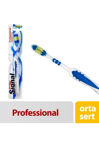 Signal Diş Fırçası Professıonal