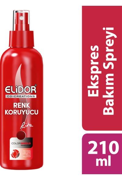Elidor Express Saç Bakım Spreyi Renk Koruyucu 210 ml