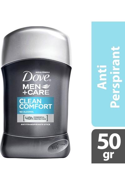 Dove Men Clean Comfort Stick Erkek Stick Deodorant 50 ml
