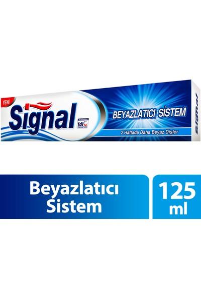 Signal Beyazlatıcı Sistem Diş Macunu 125 ml