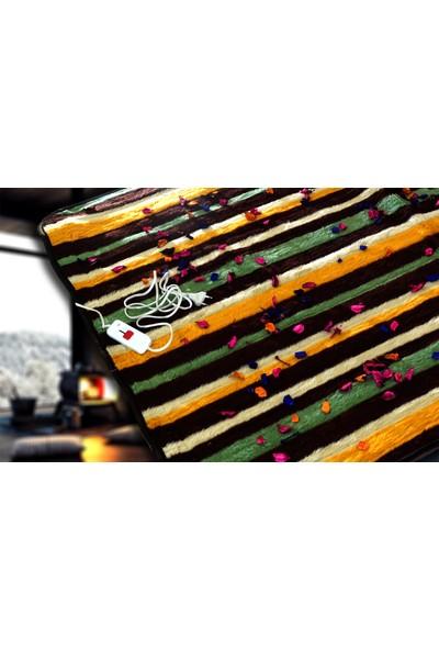 GadaHome Elektrikli Battaniye Tek Kişilik- Lüx