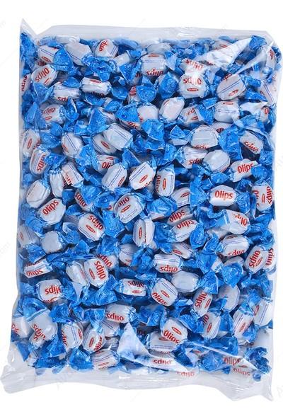 Kent Olips Mentol Okaliptus Aromalı Bonbon Şeker 1KG