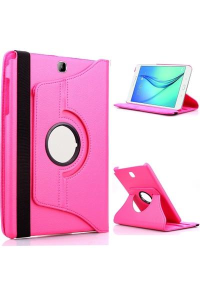 Mustek Samsung Galaxy Tab T580 T585 T587 360 Dönerli Tablet Kılıf+9H Kırılmaz Cam+Kalem+Otg Kablo