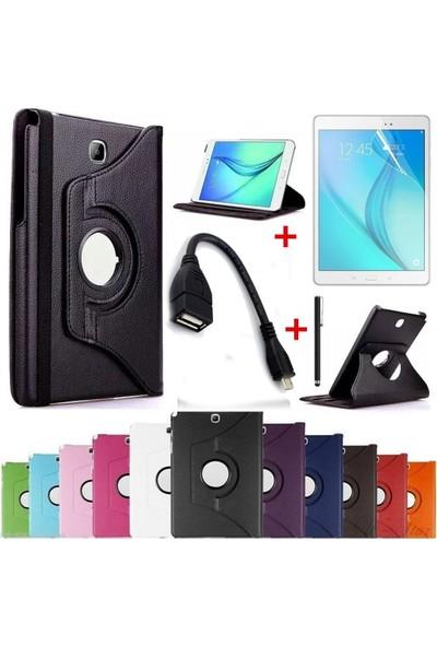 Mustek apple iPad Mini 4 360 Dönerli Tablet Kılıf+Film+Kalem+Otg Kablo