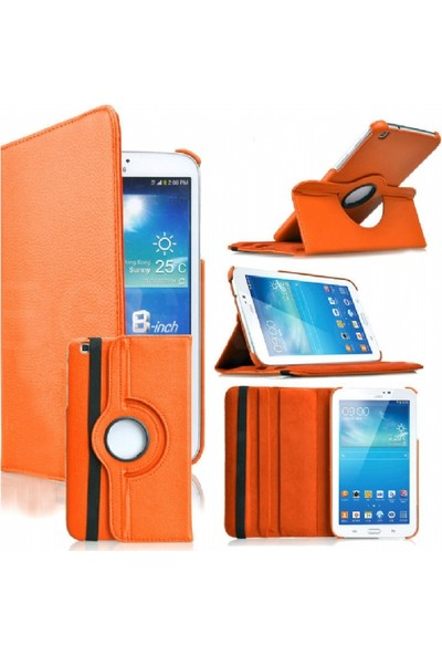 Mustek samsung Tab T580 360 Dönerli Tablet Kılıf