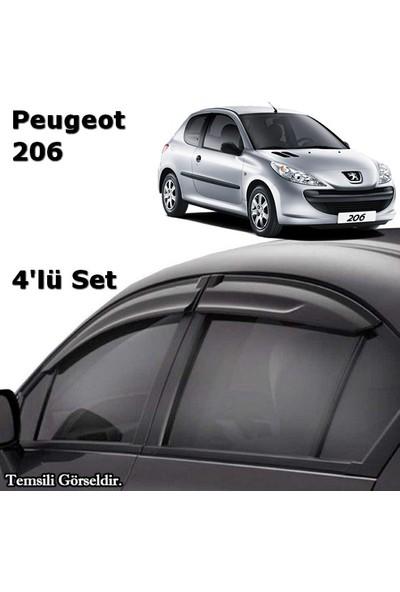 Kgn Cam Rüzgarlığı Mugen Peugeot 206
