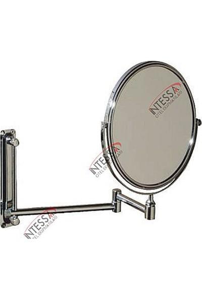 İntessa Mafsallı Makyaj Aynası