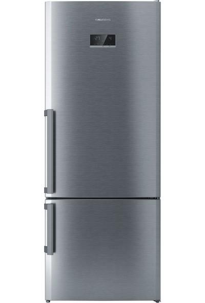 Grundig GKND 5300 I A++ 530 lt No-Frost Buzdolabı