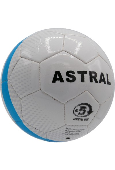 Delta Deluxe Astral Futbol Topu Mavi