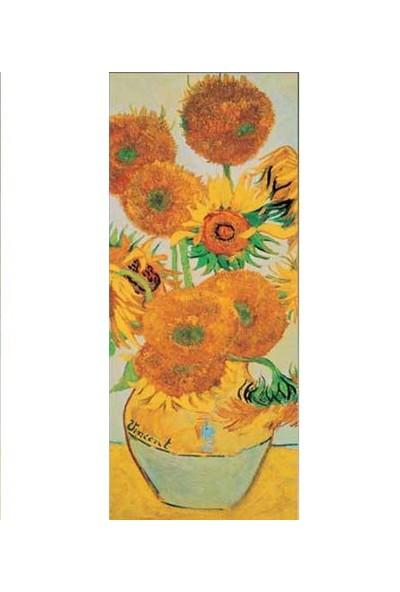 Ricordi Edition Ayçiçekleri Sun Flowers Vincent Van Gogh