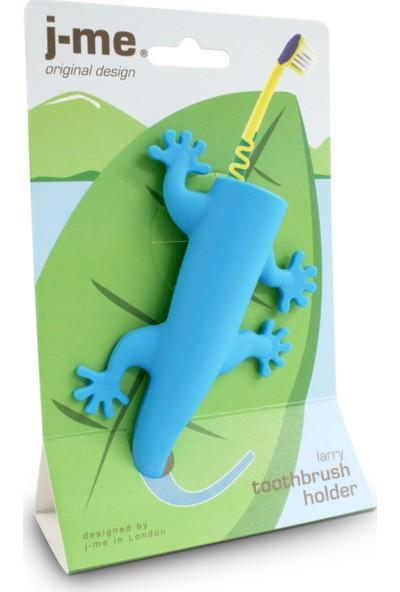 J-me Larry the Lizard Diş Fırçası Tutacağı