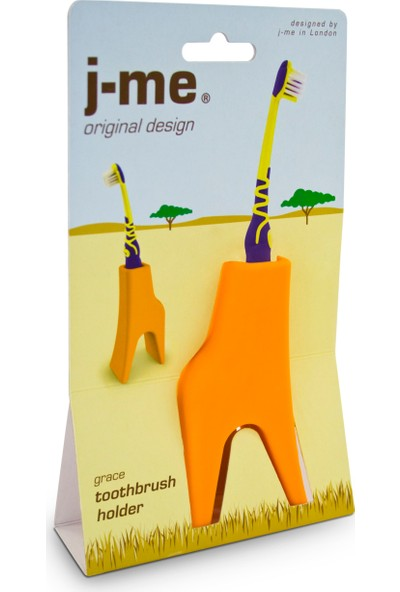 J-me Zürafa Grace Diş Fırçası Tutacağı