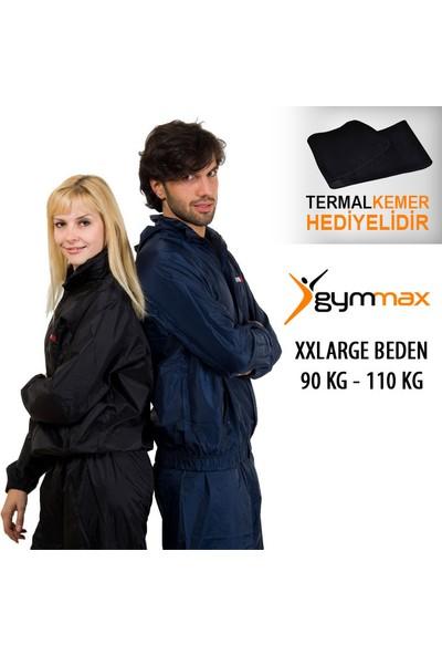 Gymmax Xxlarge Beden- 90-110 Kg Sauna Eşortman Termal Kemer