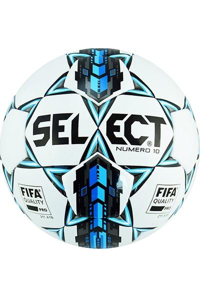 Select Numero 10 Fifa Onaylı Dikişli 5 No Futbol Topu