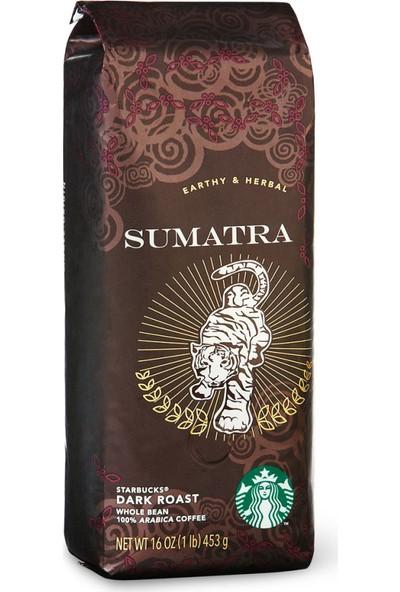 Starbucks Sumatra 250 Gr Filtre Kahve (French Press İçin Çekilmiş)
