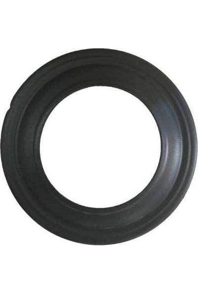 Goldmax Soba Borusu Aynası Siyah Mat