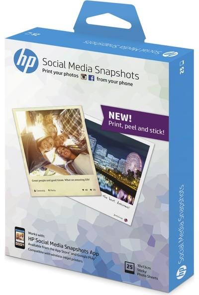 HP W2G60A Social Media Snapshots Fotoğraf Kağıdı