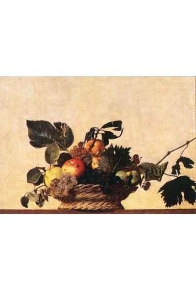 Art Stones Meyve Sepeti Canestra Di Fruta Caravaggio