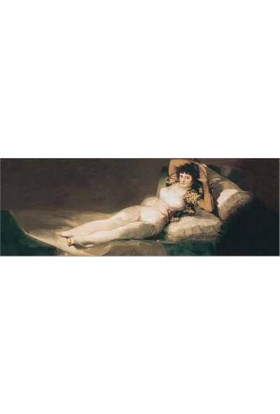 Ricordi Edition Giyinmiş Maja La Maja Vestida Francisco De Goya