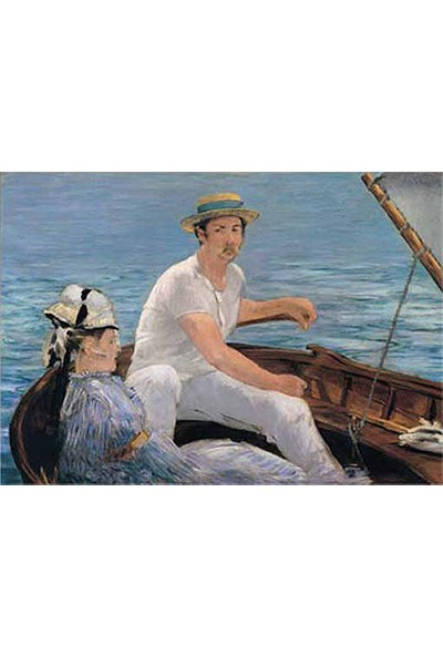 Art Stones In Barco 1874 Manet