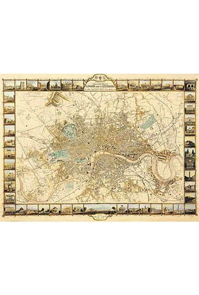 Ricordi Edition Plans Of London Harita