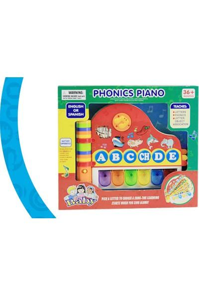Toysetoys Phonıcs Piano