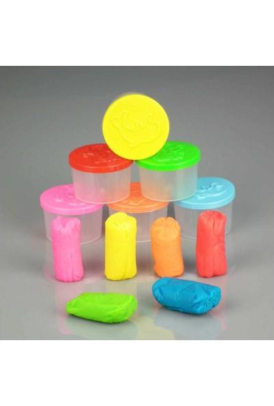 Play-Doh 6 Renk Oyun Hamuru 0018