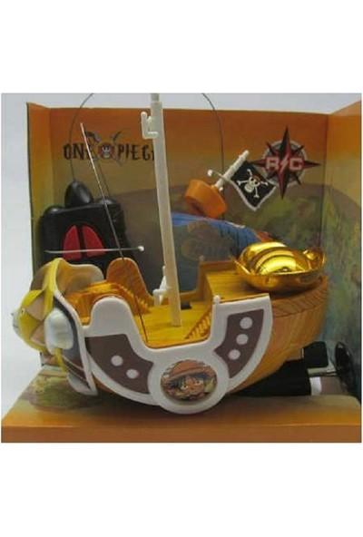 Korsan Kumandalı Mini Korsan Gemisi 2564