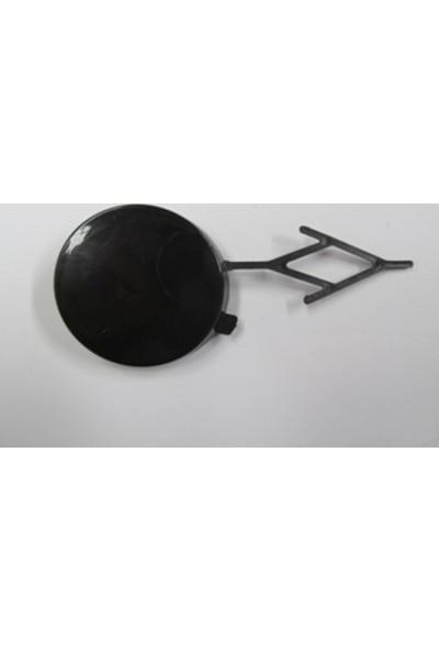 Ypc Peugeot 301- 13/16 Ön Tampon Çeki Demiri Kapağı Siyah