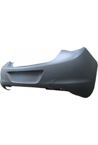 Ypc Opel Astra- J- Hb- 10/12 Arka Tampon Astarlı Gri Sensör Deliksiz/Karlıksız