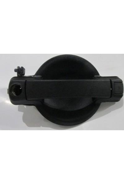 Ypc Fiat Doblo- 01/05 Bagaj Kapağı Dış Açma Kolu Siyah (Bagaj Kapağı Yana Açılan Tip)
