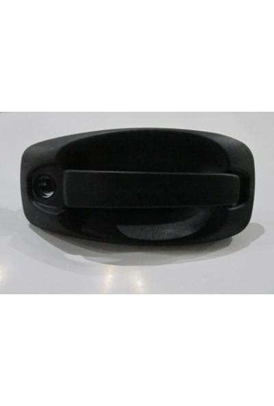 Ypc Fiat Fiorino- 08/16 Ön Kapı Dış Açma Kolu L Siyah