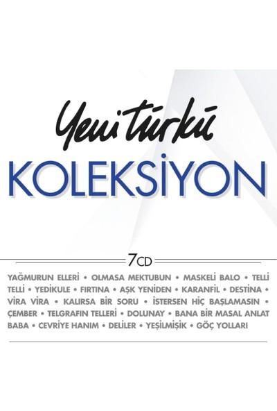 Yeni Türkü - Kolleksiyon 7 Cd