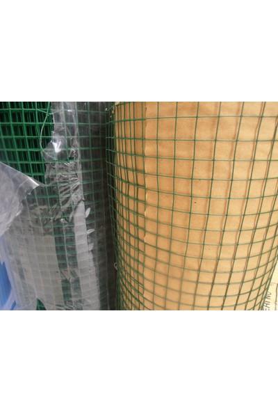 X Pvc Puntalı Çit Teli 12 x 12 - 0,9 Kalınlık - 120Cm Yükseklik