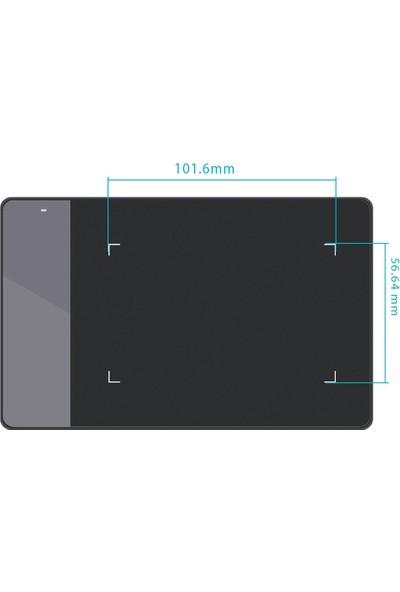 """Huion 420 Grafik Tablet Çizim Tableti 4 x 2.23"""""""