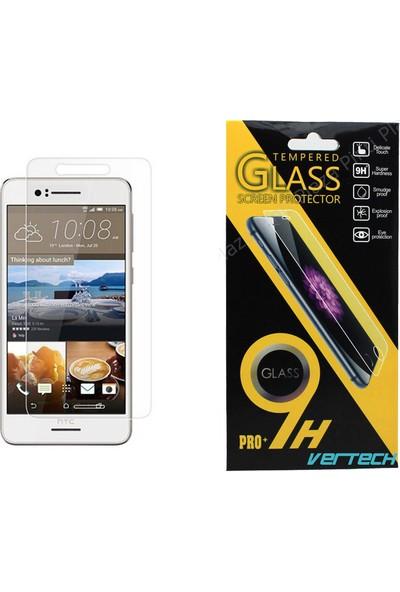 Letstur HTC Desire 728 Temperli Cam Ekran Koruyucu Film