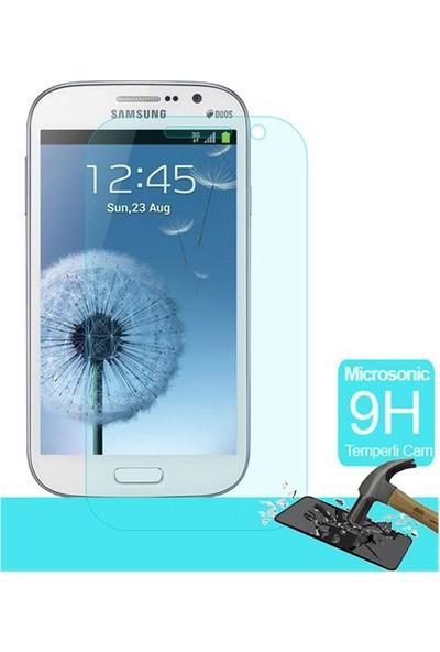 Letstur Samsung Galaxy Grand Neo i9082-i9060 Temperli Cam Ekran Koruyucu Film