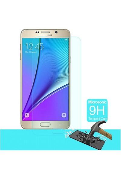 Letstur Samsung Galaxy Note5 Temperli Cam Ekran Koruyucu Film