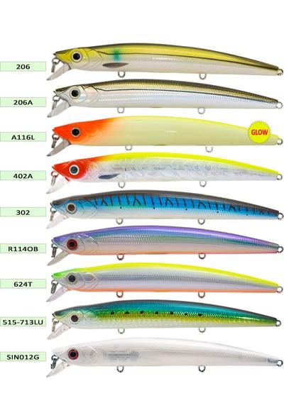 Strike Pro Eg-031 F Wiggle Stick 140 Serisi Suni Yem