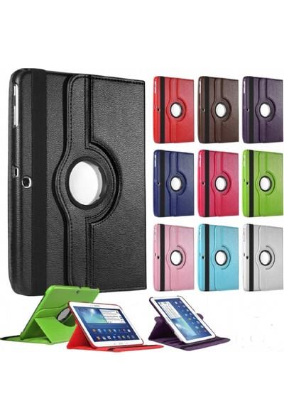 İdealtrend Samsung Tab T375/377 360 Dönerli Tablet Kılıf