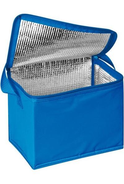 Midocean Mavi-Naylon Soğutucu Çanta