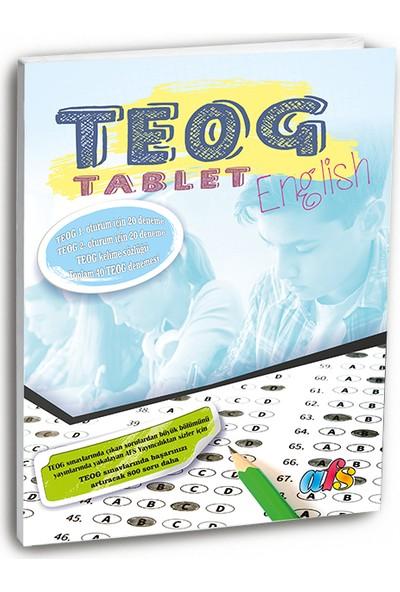 Afs Yayınları Teog Tablet English 40 Deneme