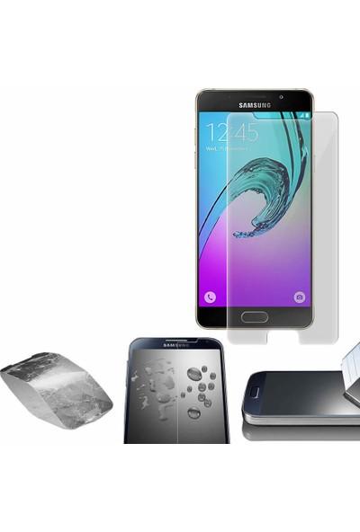 Nokta Samsung Galaxy A5 2016 Ekran Koruyucu Cam