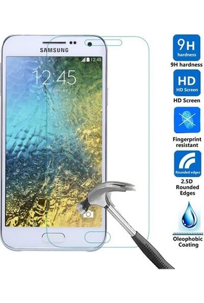 Nokta Samsung Galaxy E5 Ekran Koruyucu Cam