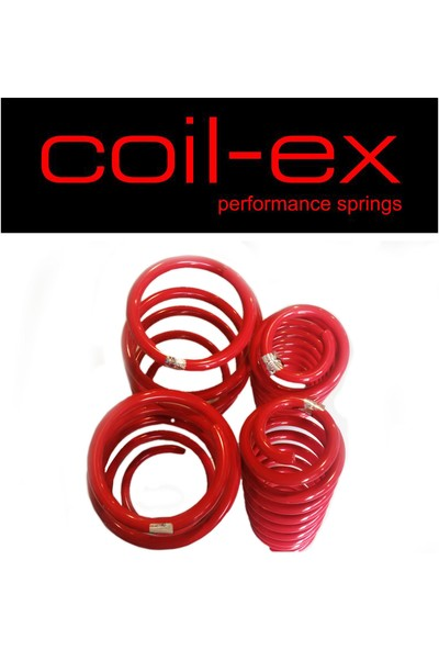 Coil-Ex Ford Focus 3 1.5 1.6 1.6Tcı Spor Yay Helezon