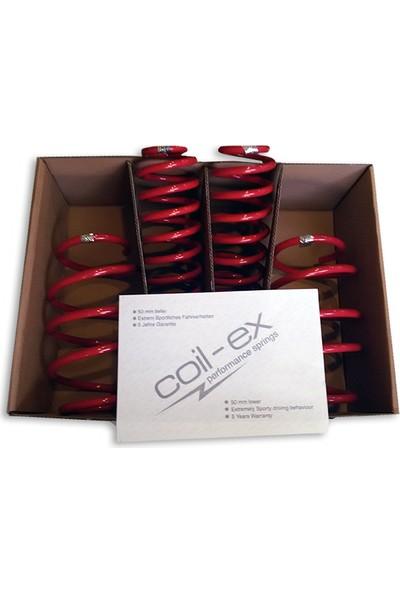 Coil-Ex Vw Polo 6N 1.0 1.4 1.4Tdı 1.6 1.9Sdı Spor Yay Helezon