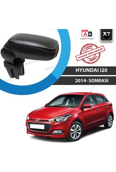 Xt Hyundai İ20 Siyah Kol Dayama 2014- Sonrası