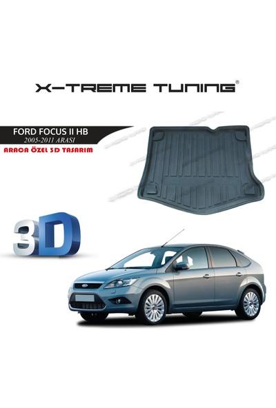 Xt Ford Focus 2 Hb Bagaj Havuzu 3D Tasarım