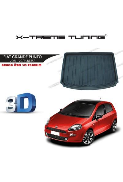 Xt Fiat Grande Punto Bagaj Havuzu 3D Tasarım
