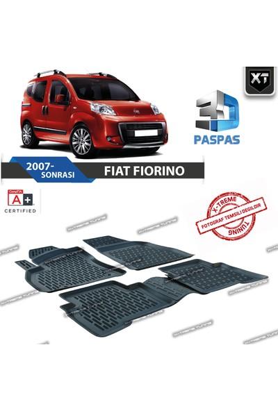 Xt Fiat Fiorino 2007- Sonrası 3D Havuzlu Paspas